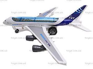 Детский игрушечный самолет, 747-38A