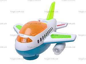 Детский игрушечный «Самолет», 136