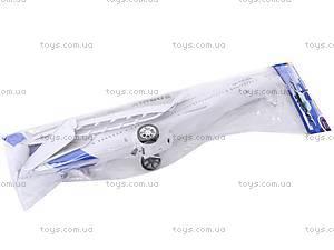 Детский игрушечный самолетик, 272-7