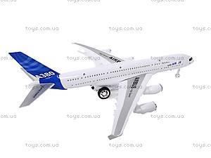 Детский игрушечный самолетик, 272-7, фото
