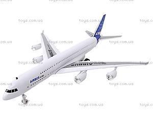 Детский игрушечный самолетик, 272-7, отзывы