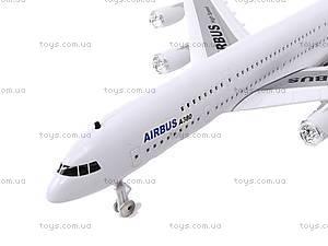 Детский игрушечный самолетик, 272-7, цена