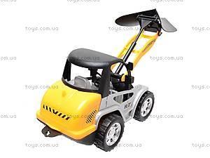 Детский игрушечный трактор, 607, купить