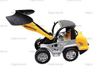 Детский игрушечный трактор, 607, игрушки