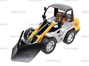 Детский игрушечный трактор, 607, детские игрушки