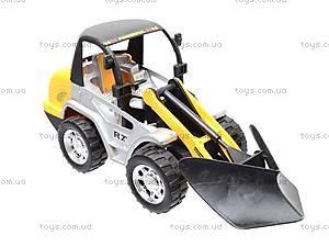 Детский игрушечный трактор, 607, магазин игрушек