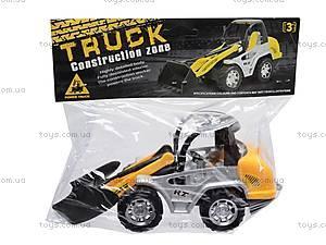 Детский игрушечный трактор, 607