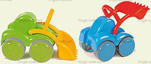 Детский игрушечный трактор-мини, 9013