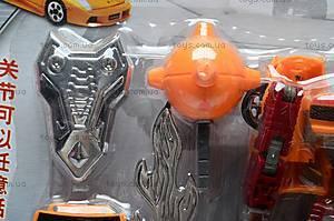 Детский игрушечный трансформер, 8692ABCD, купить
