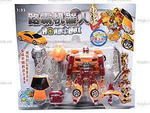 Детский игрушечный трансформер, 8692ABCD