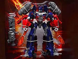 Детский игрушечный трансформер-робот, H601-606, отзывы