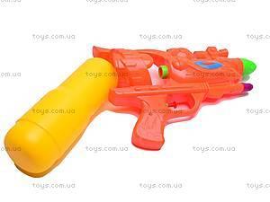 Детский игрушечный водяной пистолет, 6578A, отзывы