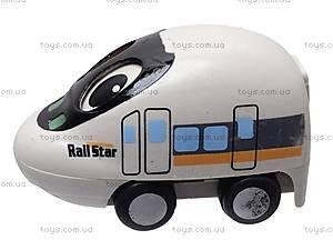 Детский инерционный автобус, 806, фото