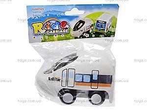 Детский инерционный автобус, 806