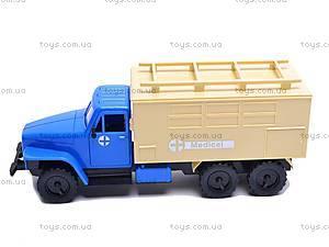 Детский инерционный грузовик, YP6688-3C