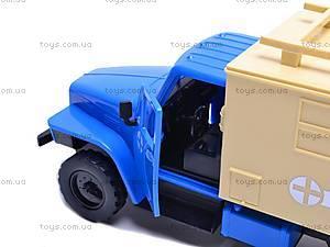 Детский инерционный грузовик, YP6688-3C, фото