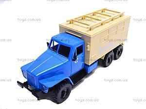 Детский инерционный грузовик, YP6688-3C, отзывы