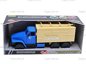 Детский инерционный грузовик, YP6688-3C, цена