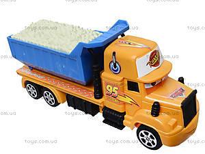 Детский инерционный грузовик «Тачки», 678, купить