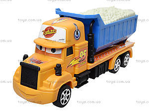 Детский инерционный грузовик «Тачки», 678, цена