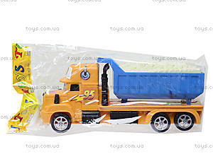 Детский инерционный грузовик «Тачки», 678