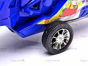 Детский инерционный мотоцикл, 007-909, игрушки