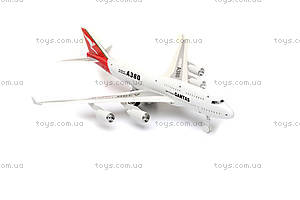 Детский инерционный самолетик, A380-71, купить
