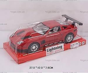 Детский инерционный спорткар, MY66-115