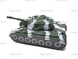 Детский инерционный танк, игрушечный, 543-X1
