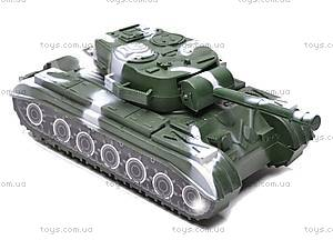 Детский инерционный танк, игрушечный, 543-X1, цена