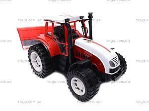 Детский инерционный трактор, 0488-94/95/96, фото