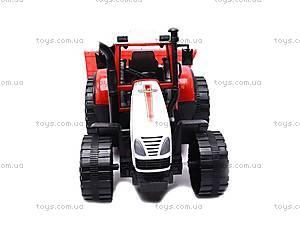 Детский инерционный трактор, 0488-94/95/96, отзывы