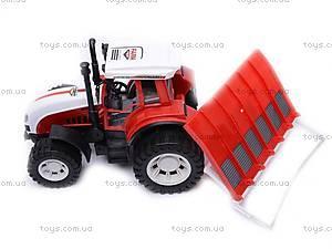 Детский инерционный трактор, 0488-94/95/96