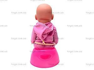 Детский интерактивный пупс Baby Doll, 8001-4, купить