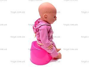 Детский интерактивный пупс Baby Doll, 8001-4, игрушки