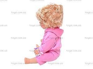 Детский интерактивный пупс «Валюша», 8863-9, купить