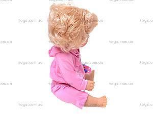 Детский интерактивный пупс «Валюша», 8863-9, фото