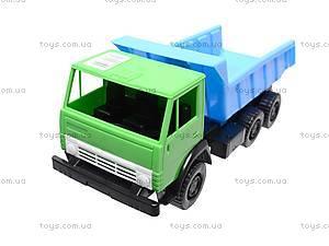 Детский КамАЗ, 320, игрушки