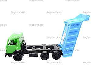 Детский КамАЗ, 320, детские игрушки