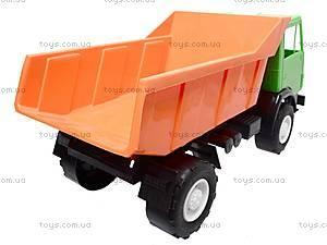 Детский грузовик КамАЗ, 471, фото