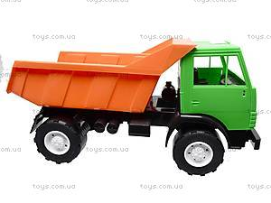 Детский грузовик КамАЗ, 471, отзывы