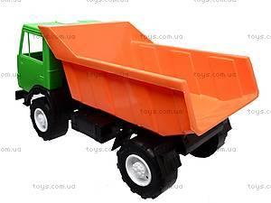 Детский грузовик КамАЗ, 471, игрушки