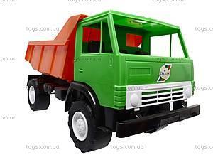 Детский грузовик КамАЗ, 471, детские игрушки