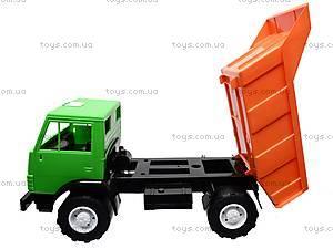 Детский грузовик КамАЗ, 471, магазин игрушек
