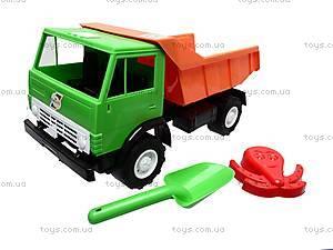 Детский грузовик КамАЗ, 471, toys.com.ua