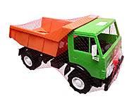 Детский грузовик КамАЗ, 471
