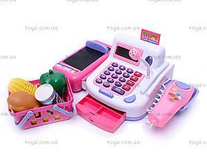 Детский кассовый аппарат, 008, фото