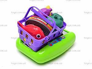 Детский кассовый аппарат «Мой магазин», 7018, фото
