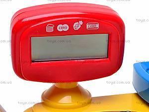 Детский кассовый аппарат «Мой магазин», 7018, магазин игрушек