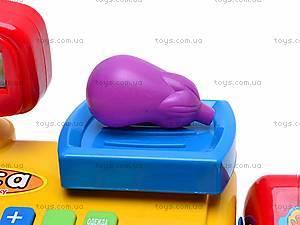 Детский кассовый аппарат «Мой магазин», 7018, toys.com.ua